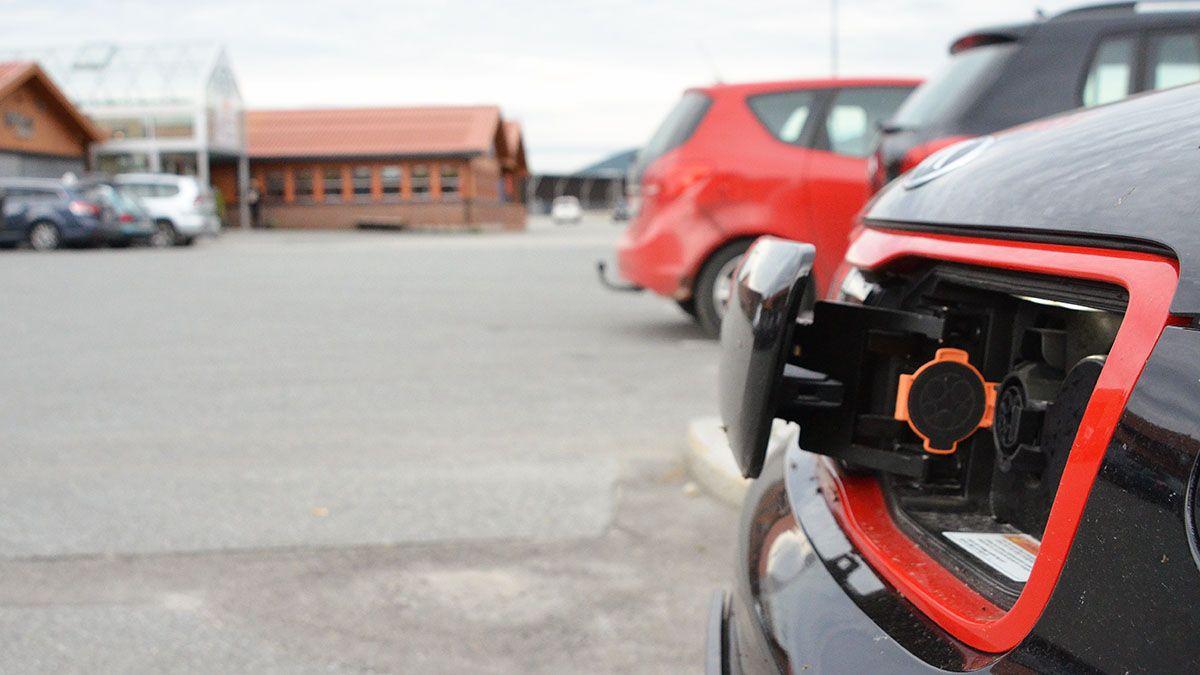 Ingen hurtigladere for elbiler i Tynset Tynsetingen