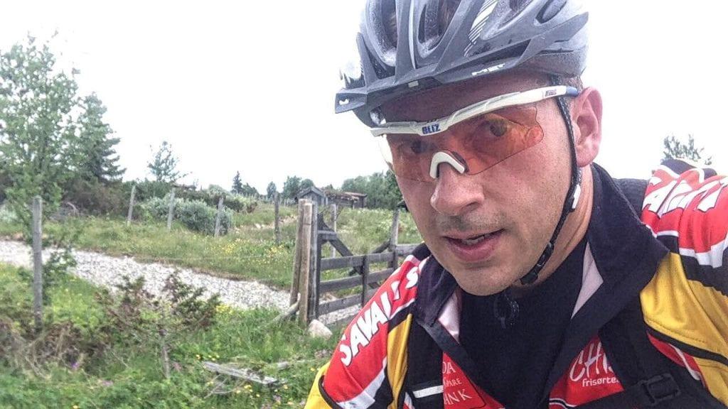 Sykler for første gang to etapper