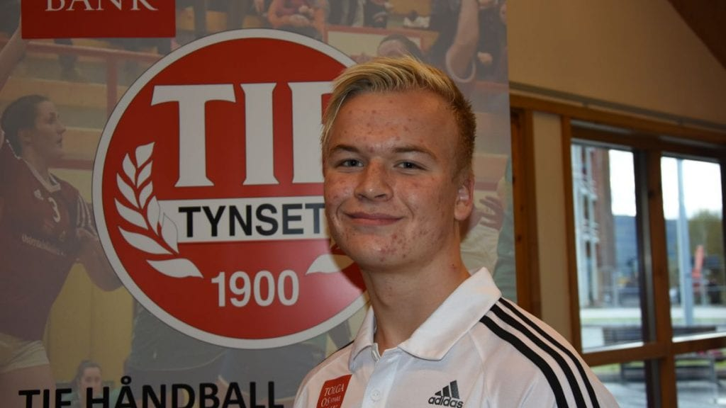 TILBAKE I TYNSETHALLEN: Lørdag er Morten Oldertrøen tilbake i Tynsethallen for å spille for gjestene Storhamar. Foto: Jan Kristoffersen