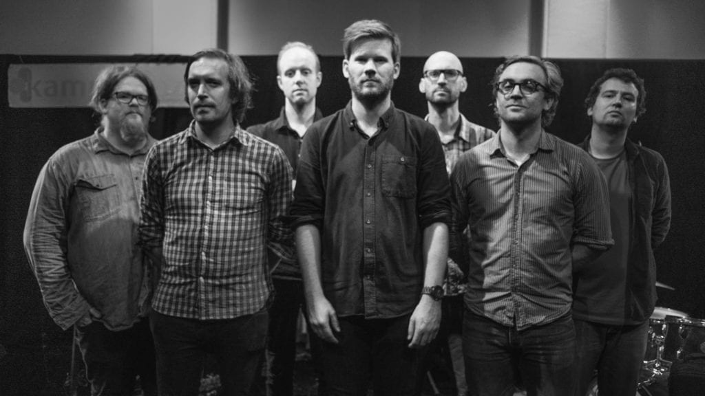 TIL SMEA: Dette jazz-bandet, The Way Ahead, blir å høre i Smea kommende lørdag. Foto: Privat