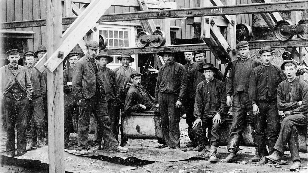 SEMINAR: Gruvevirksomheten settes under lupa når Nordøsterdalsseminaret arrangeres i Folldal neste lørdag. Foto: Musea i Nord-Østerdalen