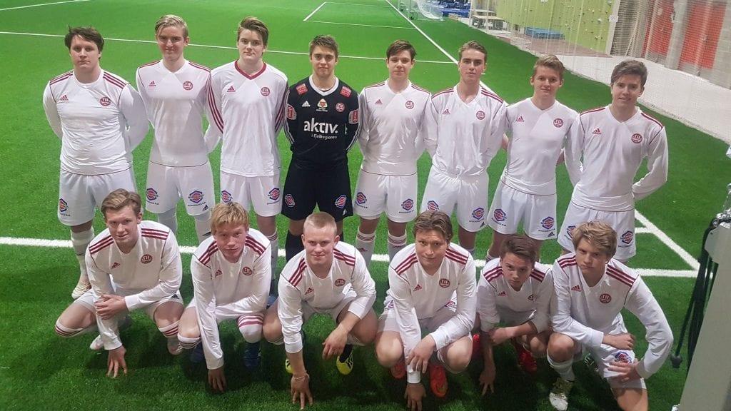 Fotballgutta hevdet seg i Kongsvinger