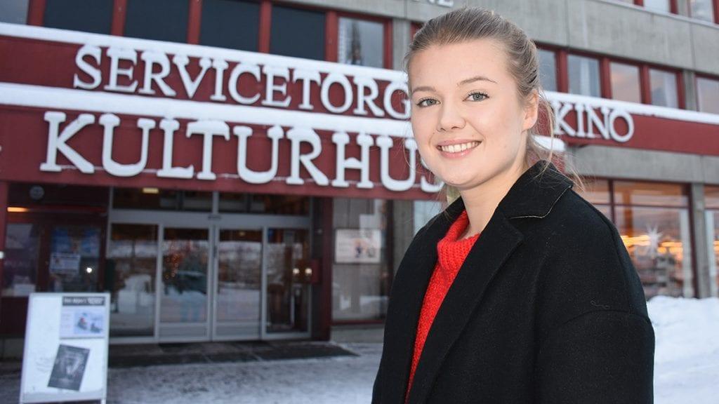 Ann Jorunn fikk Rotary-pris - Tynsetingen