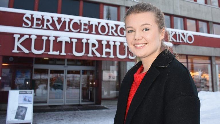 Ann Jorunn fikk Rotary-pris
