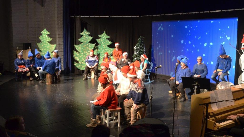 Trivelig jul med Teatralis