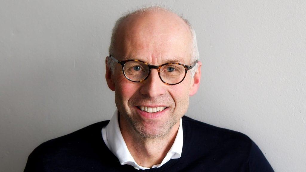 Per Morten Lund, regionvegsjef i Region øst, Statens vegvesen
