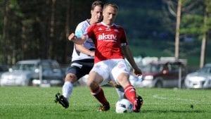 FULL INNSATS: Morten Aakerøien vil kommende sesong igjen bidra på a-laget. Arkivfoto: Ivar Thoresen