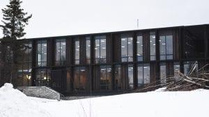 """ARKIVALARM: Brannalarmen har gått flere netter på rad ved Norsk Helsearkiv. Heldigvis """"falsk alarm"""". Nå loves det at det skal ordnes opp i. Foto: Jan Kristoffersen"""