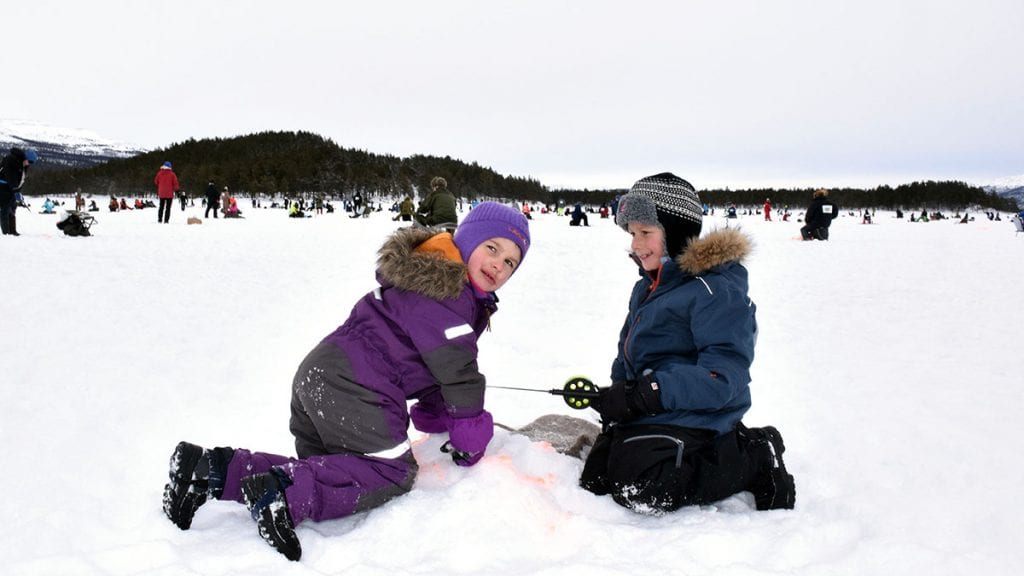 Andreas Hagen og Ane Hagen Lillestrøm