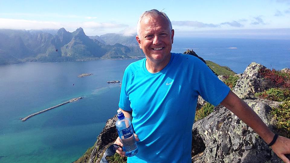 REISELIVSPLAN: Børre Berglund i selskapet 2469 Reiselivesutvikling har fått jobben med å lage reiselivsplanen for Tynset. Foto: privat