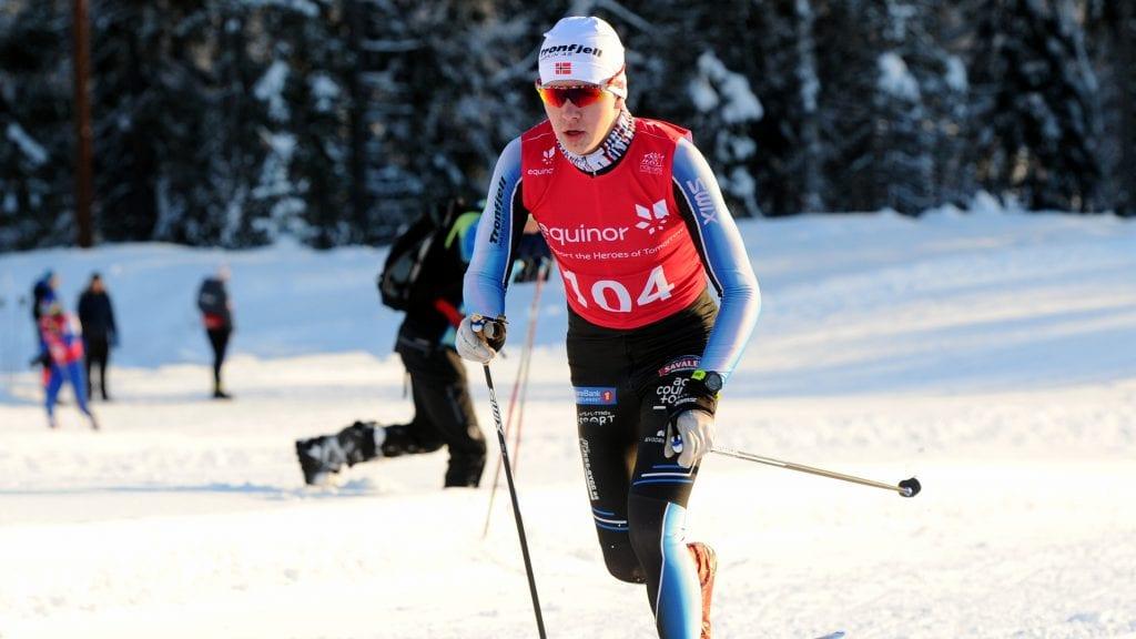 Jørgen Schjølberg. Foto: Svein Halvor Moe.