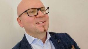 VISBOOK-VEKST: Øystein Selbekk er sikker på at Visbook vil vokse i akselererende fart med ny svensk kapital. Foto: privat