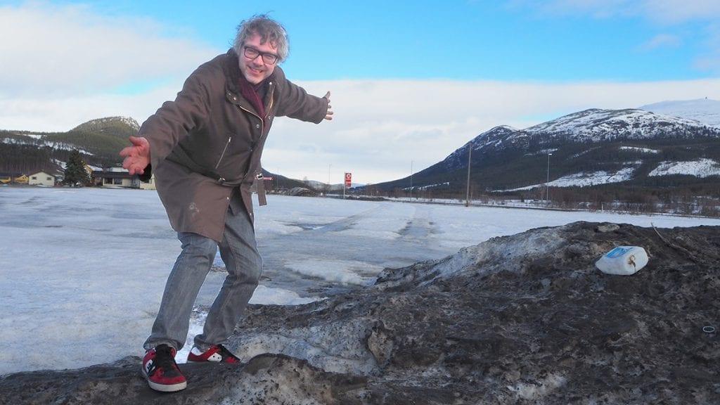 VERDENSARVSENTER: Her kan det bli verdensarvsenter om museumsdirektør Bersvend Salbu får det som han vil. Foto: Audun Jøstensen Lutnæs