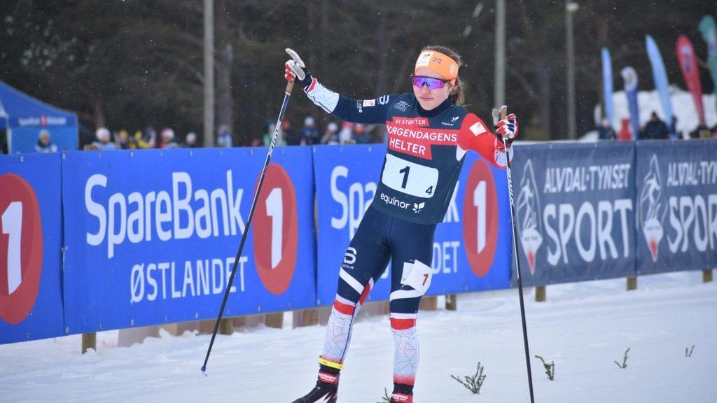 Helene Marie Fossholm