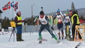 GÅR BRA: Det er ikke bare NM-gull til Trygve Bondhus Often i juniorklassa i skiskyting TIF jubler for. Også idrettsforeningas økonomiske resultat fortjener jubel. Arkivfoto: Jan Kristoffersen