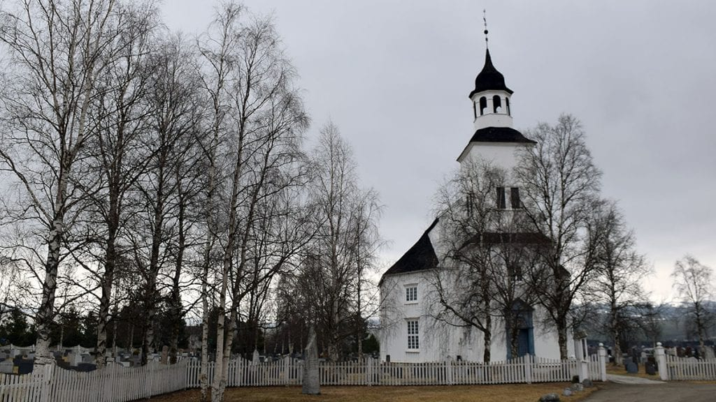 SNART VALG: Nå er listene klare for valget til Tynsets fire menighetsråd.