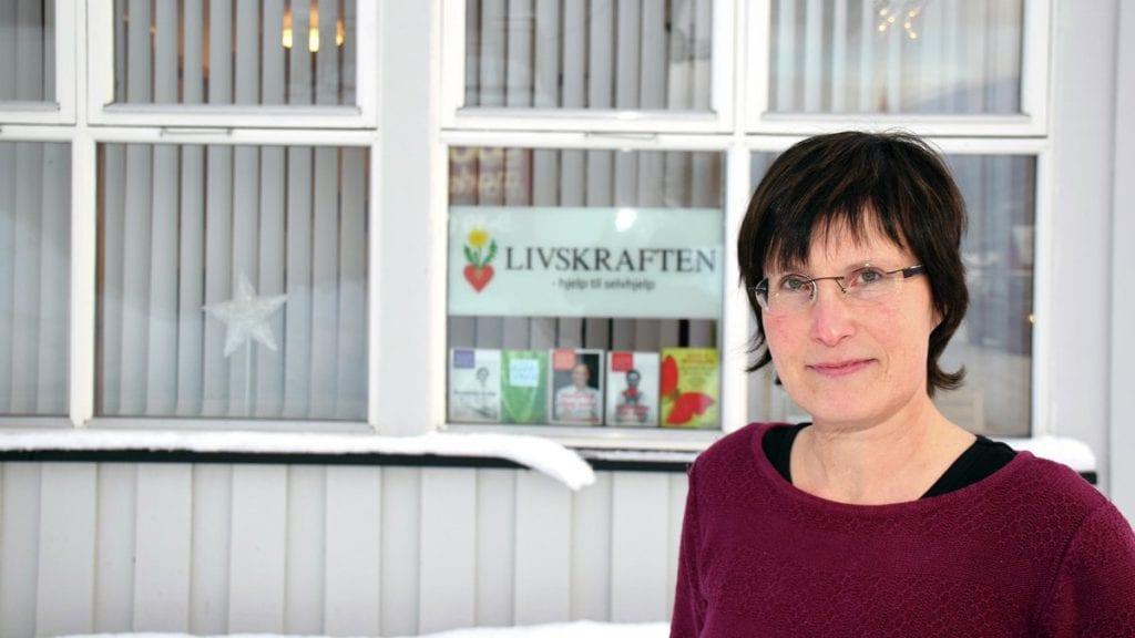 Liv EINTEGRERT MEDISIN: Liv Elisabeth ryen Svergja vil sette igang et fem år langt prosjekt for integrert medisin på Kvikne. Foto: Tore R. Steien.lisabeth Ryen Svergja