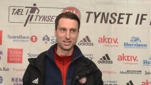 GLEDER SEG: Etter en oppløftende kamp sist helg ser trener Mats Lund fram til lørdagens hjemmekamp mot Sverresborg. Foto: Jan Kristoffersen