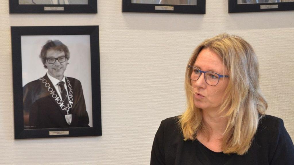 BEGREDELIG KVINNEANDEL: Ordfører Merete Myhre Moen synes det er synd at kun 18,5 prosent av kommunestyret i Tynset de neste fire årene består av kvinner. Arkivfoto: Erland Vingelsgård